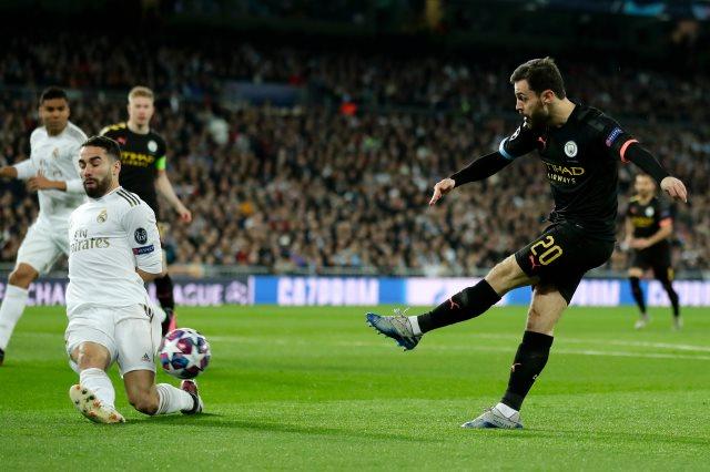 ريال مدريد - مانشستر سيتي