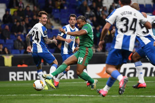 إسبانيول ضد وولفرهامبتون