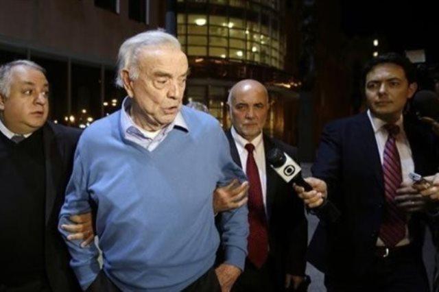 الإفراج عن الرئيس السابق للاتحاد البرازيلي