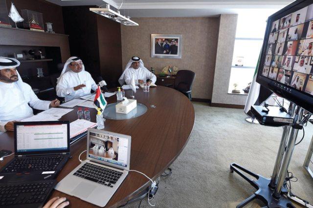 اللجنة الأولمبية الإماراتية