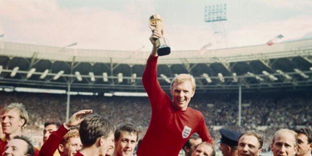 إنجلترا بطلة مونديال 1966