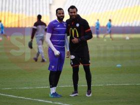 الزمالك يضع محمد أبو جبل في اختبارات جديدة بتدريبات الفريق