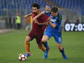 محمد صلاح يواصل تألقه مع فريق روما