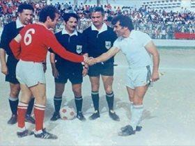 حسن حمدي قائد الأهلي 1977