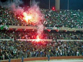 جماهير أهلي طرابلس الليبي