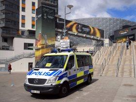 تشديدات أمنية كبيرة في ستوكهولم قبل نهائي الدوري الأوروبي