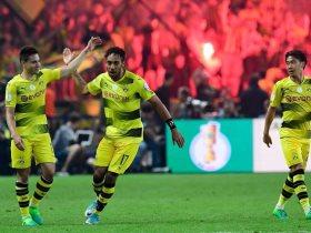 بوروسيا دورتموند بطل كأس المانيا