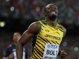 يوسان بولت العداء الأولمبي الجامايكي