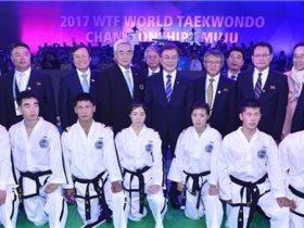 منتخب كوريا الشمالية للتايكوندو