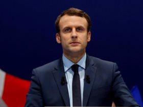ايمانويل ماكرون رئيس فرنسا