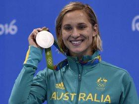 السباحة الاسترالية مادلين جروفز