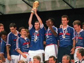 منتخب فرنسا 1998