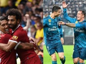 ريال مدريد وليفربول معركة المليار يورو فى نهائي الأبطال