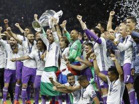 ريال مدريد بطل لدورى الأبطال