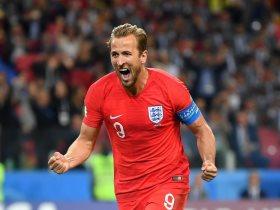 هارى كين نجم إنجلترا