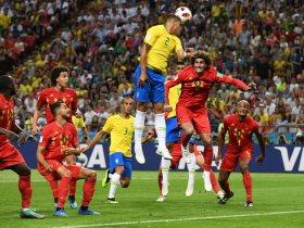 بلجيكا والبرازيل