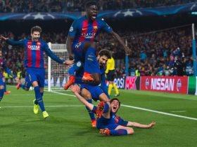 برشلونة يكتسح ايندهوفن برباعية بدورى الابطال