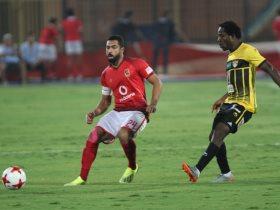 أحمد فتحى لاعب الأهلي