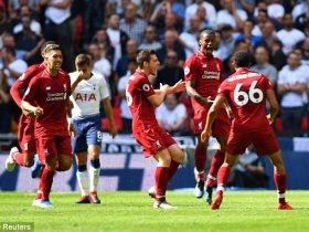 ترتيب جدول الدوري الإنجليزي الممتاز بعد انتهاء الجولة السادسة