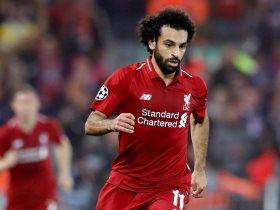 محمد صلاح يظهر فى تدريبات ليفربول اليوم بدون ضغوطات