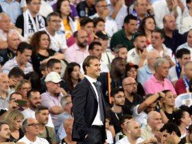 كشف حساب لوبيتيجى بعد 100 يوم على تدريب ريال مدريد