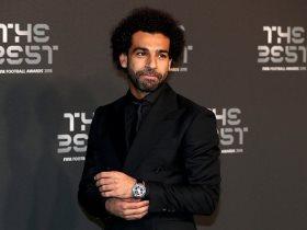 محمد صلاح ثالث فى الترتيب العام لأفضل لاعب فى العالم
