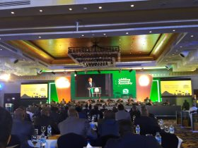 انتخاب رئيس الاتحاد الليبى عضوا بالمكتب التنفيذى للاتحاد الافريقى