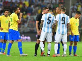 مواجهة البرازيل والأرجنتين