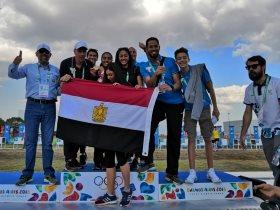 اولمبياد الشباب والبعثة المصرية في الأرجنتين