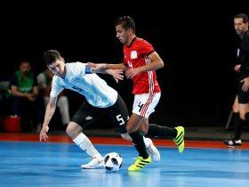 منتخب الصالات يحقق برونزية أولمبياد الأرجنتين