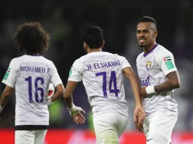 الشحات اول محترف مصرى يشارك فى كأس العالم للأندية (تقرير)