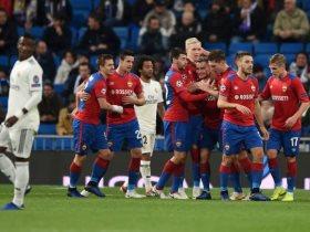 هزيمة تاريخية لريال مدريد بثلاثية أمام سيسكا موسكو.. وبلزن إلى الدورى الأوروبى.. فيديو