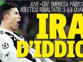 رونالدو يتصدر صحف ايطاليا