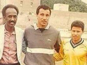 رضا عبد العال والخطيب وحسن سيف