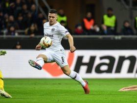 جوفيتش يسجل هدف التأهل