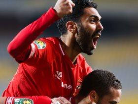 حسين الشحات ورمضان صبحى