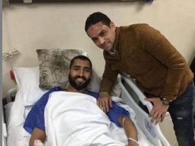 احمد رؤوف مع عامر عامر