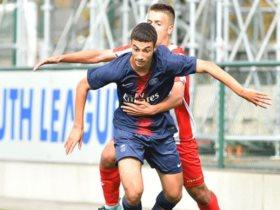 عمر ياسين لاعب سان جيرمان