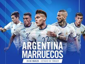 الأرجنتين والمغرب
