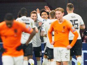 المانيا تفوز على هولندا