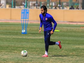 الأهلى يكشف سبب غياب مروان محسن وموعد عودة جيرالدو