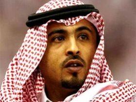 الأمير محمد بن فيصل رئيس نادي الهلال المستقيل