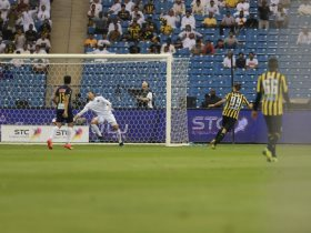 اتحاد جدة يضمن البقاء فى الدوري السعودي