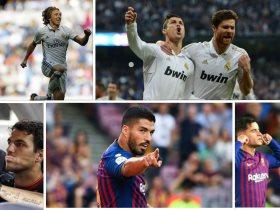 من نجوم الدوري الإنجليزي إلى محمد صلاح: الريال أفضل من برشلونة