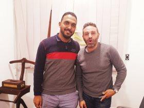 حازم إمام ومحمد عراقى