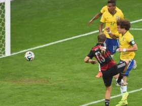 البرازيل وألمانيا