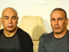 حسام حسن و إبراهيم حسن