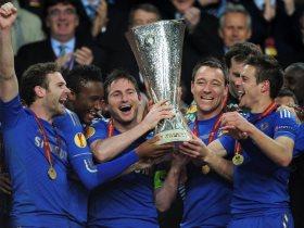 تشيلسي بطل الدوري الأوروبي 2013