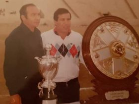 محمود ابورجيلة مع الدورى وكاس افريقيا