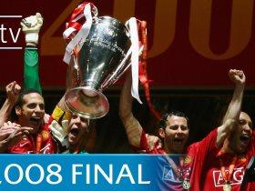 مانشستر يونايتد 2008